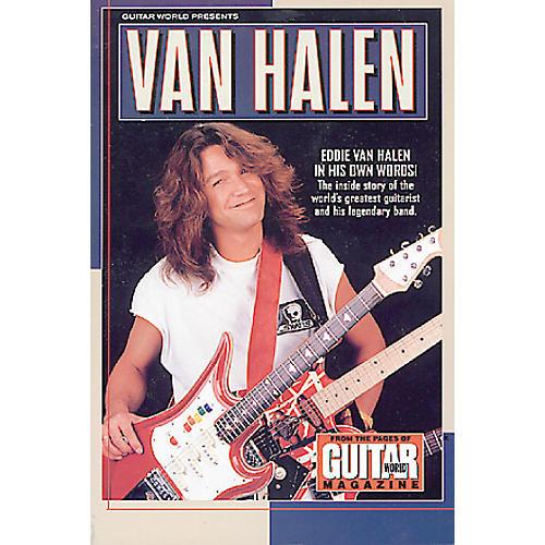 Hal Leonard Guitar World Presents Van Halen Book