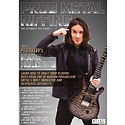 BELWIN Guitar World: Prog Metal Riffing DVD Intermediate