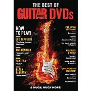 Alfred Guitar World The Best of Guitar World DVDs