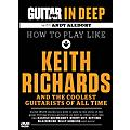 Alfred Guitar World in Deep: How to Play in the Style of Keith Richards DVD  Thumbnail