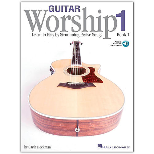Hal Leonard Guitar Worship - Method 1 (Book/Online Audio)-thumbnail