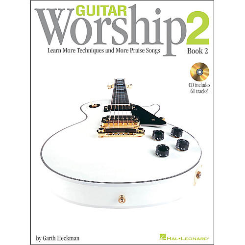 Hal Leonard Guitar Worship - Method Book 2 (CD/Pkg)-thumbnail