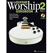 Hal Leonard Guitar Worship Method Songbook 2 - CD/Package