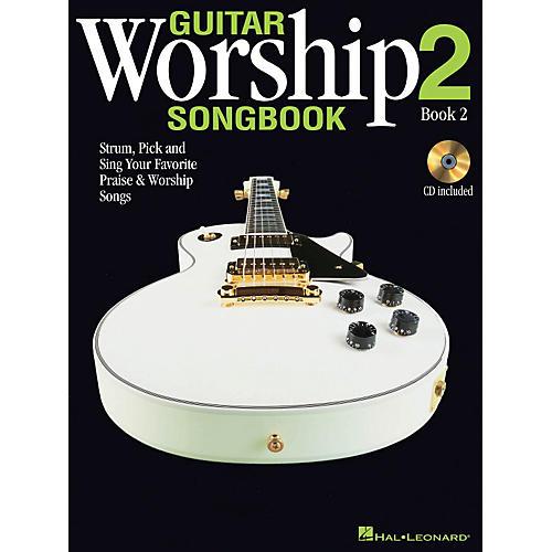 Hal Leonard Guitar Worship Method Songbook 2 - CD/Package-thumbnail