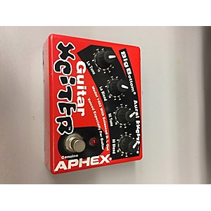 Pre-owned Aphex Guitar Xciter Pedal by