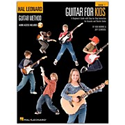 Hal Leonard Guitar for Kids - Hal Leonard Guitar Method (Book/CD)
