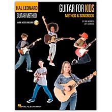 Hal Leonard Guitar for Kids Method & Songbook - Hal Leonard Guitar Method (Book/Online Audio)