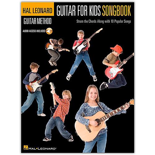 Hal Leonard Guitar for Kids Songbook - Hal Leonard Guitar Method (Book/CD)