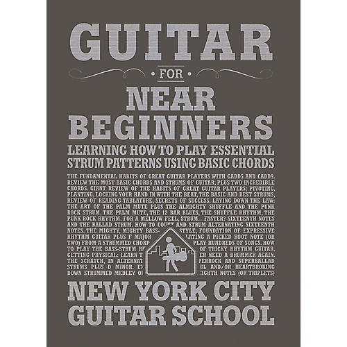 Carl Fischer Guitar for Near Beginners (Book) New York City Guitar School