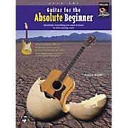 Guitar for the Absolute Beginner 1 Book/CD