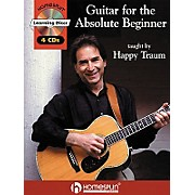 Homespun Guitar for the Absolute Beginner (Book/CD)