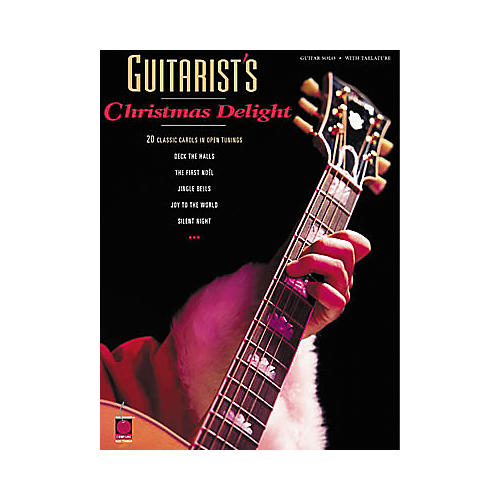 Cherry Lane Guitarist's Christmas Delight Tab Songbook-thumbnail