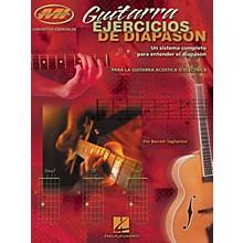 Musicians Institute Guitarra Ejercicios de Diapason Musicians Institute Press Series Softcover Written by Barrett Tagliarino