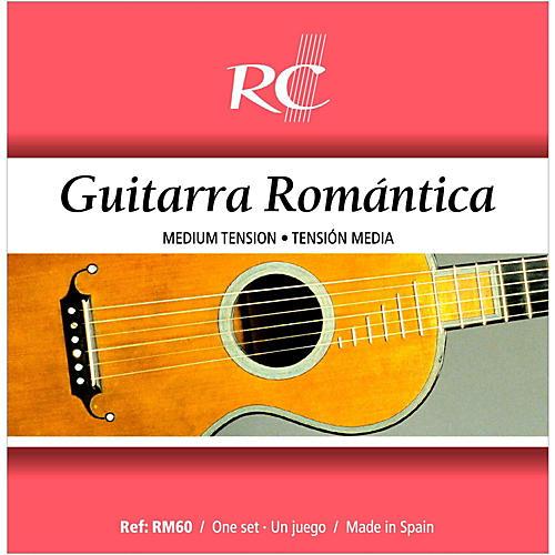 RC Strings Guitarra Romantica Medium Tension for Nylon String Guitar-thumbnail
