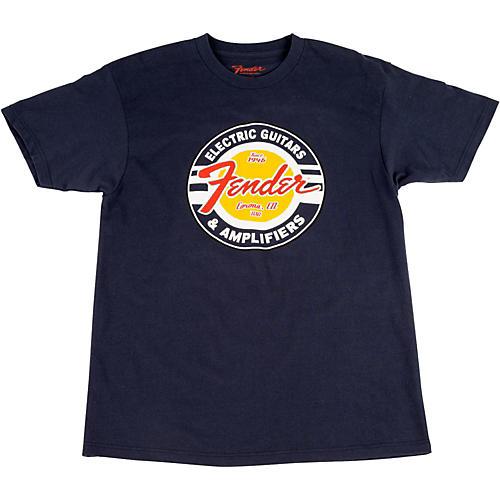Fender Guitars and Amps Logo T-Shirt-thumbnail