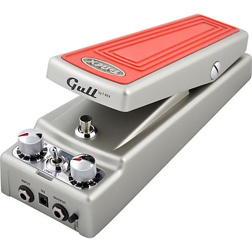T-Rex Engineering Gull Triple Voice Wah Guitar Effects Pedal-thumbnail