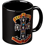 ROCK OFF Guns N' Roses Appetite For Destruction Mug