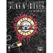 Hal Leonard Guns N' Roses Complete Guitar Tab Songbook Volume 2 M-Z