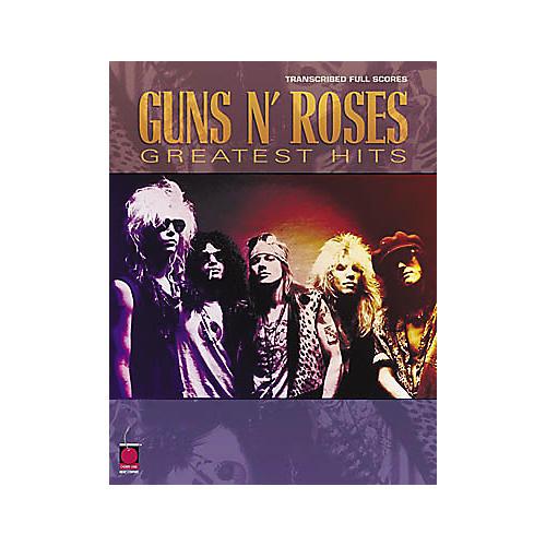 Cherry Lane Guns N' Roses Greatest Hits Guitar Tab Songbook-thumbnail