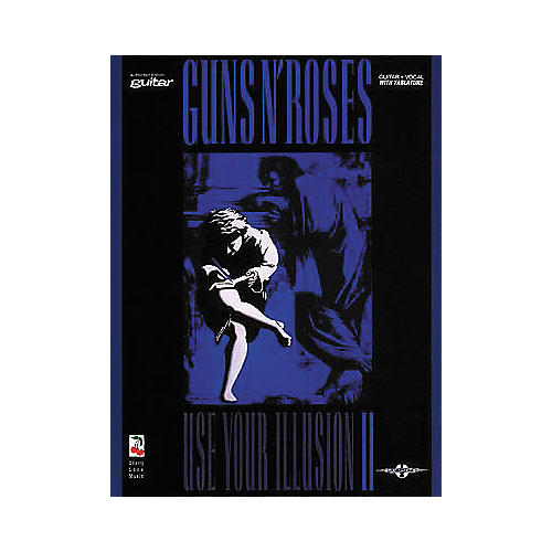 Cherry Lane Guns N' Roses Use Your Illusion II Guitar Tab Songbook-thumbnail