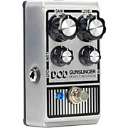 Digitech Gunslinger DOD Mosfet Distortion Guitar Effects Pedal