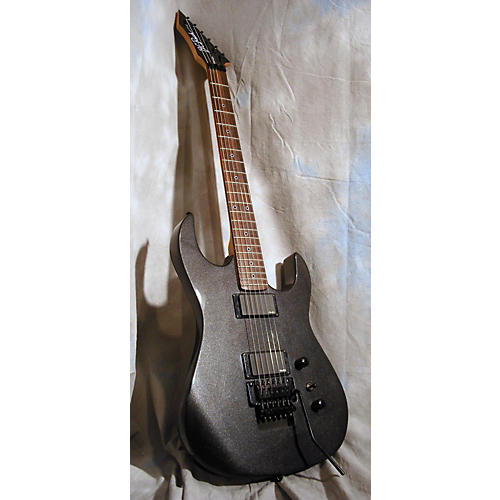 B.C. Rich Gunslinger Power Solid Body Electric Guitar Metallic Black