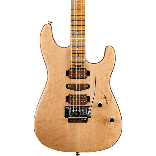 Charvel Guthrie Govan Signature Model Bird's Eye Maple Top Electric Guitar Natural