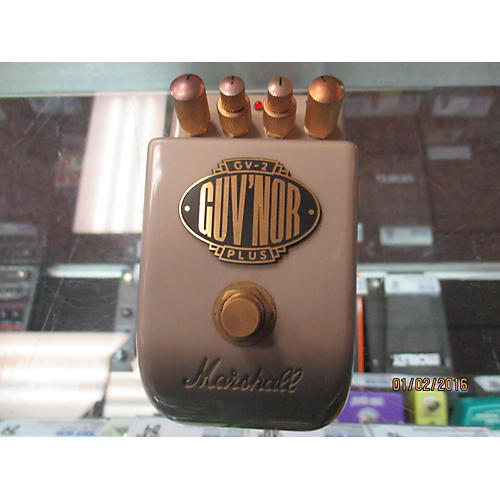 Marshall Guv'nor 2 Effect Pedal-thumbnail