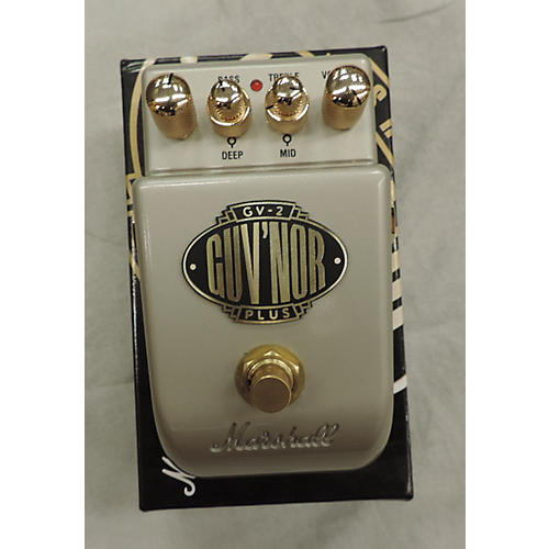 Marshall Guv'nor Plus GV-2 Effect Pedal-thumbnail