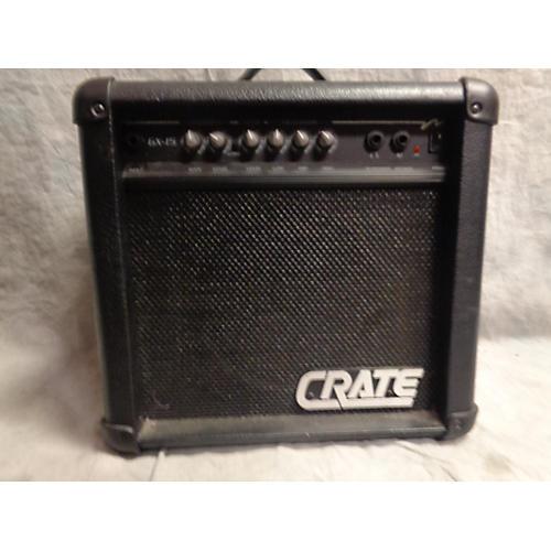 Crate Gx15 Bass Combo Amp