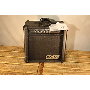 Pre-owned Crate Gx15 Guitar Combo Amp by Crate
