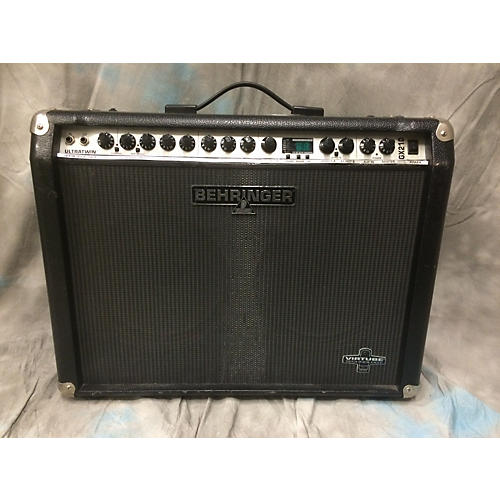 Behringer Gx210 Ultratwin Guitar Combo Amp-thumbnail