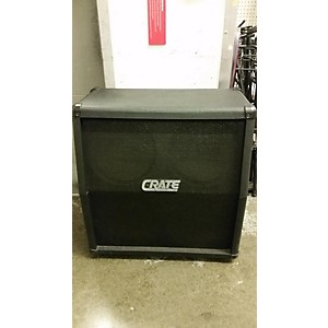 Pre-owned Crate Gx412xs Guitar Cabinet by Crate