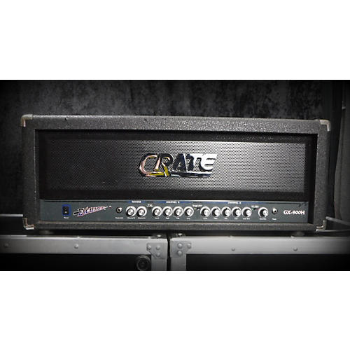 Crate Gx900h Solid State Guitar Amp Head-thumbnail