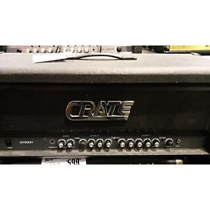 Pre-owned Crate Gx900h Solid State Guitar Amp Head by Crate