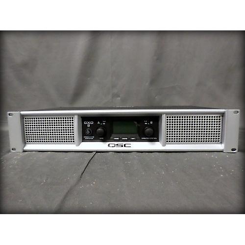 QSC Gxd8 Power Amp
