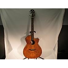 Luna Guitars Gype Spalt Acoustic Acoustic Electric Guitar