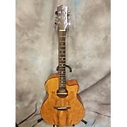 Luna Guitars Gype Spalt Gc Acoustic Guitar