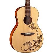 Luna Guitars Gypsy Dream Parlor Acoustic-Electric Guitar