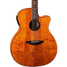 Gypsy Grand Concert Ash Acoustic-Electric Guitar Natural