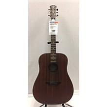 Luna Guitars Gypsy Mahogany Acoustic Guitar