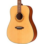 Luna Guitars Gypsy Muse Acoustic Guitar Package
