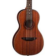 Luna Guitars Gypsy Parlor Mahogany Acoustic Guitar