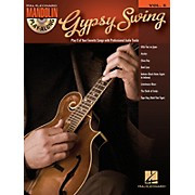 Hal Leonard Gypsy Swing (Mandolin Play-Along Volume 5) Mandolin Play-Along Series Softcover with CD