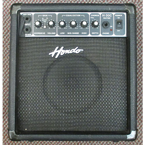 Hondo H-30C 15W Guitar Combo Amp