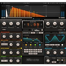 Waves H Reverb Hybrid Reverb Software Download