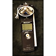 Zoom H1 MultiTrack Recorder