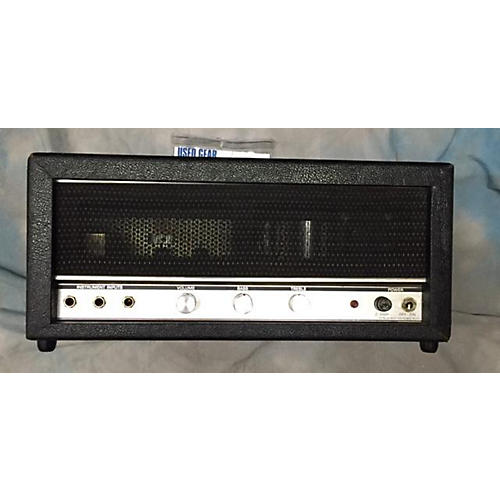 In Store Used H100 Tube Bass Amp Head-thumbnail