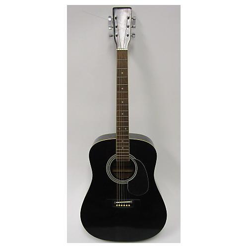 HARMONY H106B Acoustic Guitar-thumbnail