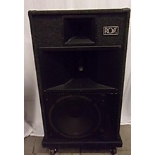 Ross H118EV Unpowered Speaker